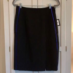 Nanette Lepore Crepe pencil skirt. NEW size 6